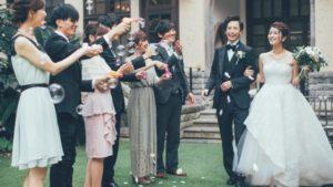 結婚式代理出席の副業情報・口コミ・体験談